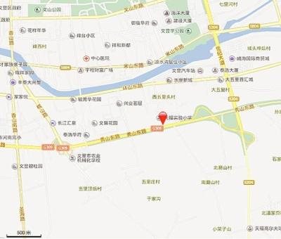 绿扬河景东城